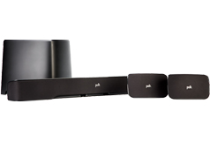 Polk Audio 5.1-Channel 260-Watt True Surround Sound System with Rear Speakers - Click for more details