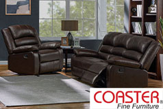 Denison Reclining 2PC SC Living Room Set