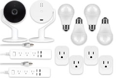 SmartHome Bundle of 12 - Aluratek eco4life  - Click for more details