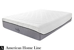 "The Supreme Hybrid 13"" Twin Foam & Pocket Coil Mattress  Hypoallergenic Bamboo - Click for more details"