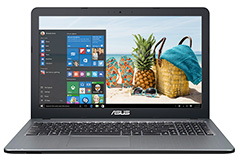"Asus X540 15.6"" Laptop (AMD A9/ 8GB RAM/ 1TB HDD/ Radeon R5/ Win 10) - Click for more details"