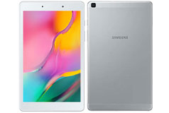 "Samsung 8"" Galaxy Tab A (2019) Silver (Quad-Core/2GHz/2GB of RAM/32GB/Android) - Click for more details"