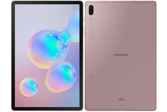 "Samsung S6 10.5"" Galaxy Tab S6 128GB Rose Blush - Click for more details"