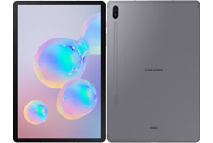 "Samsung S6 10.5"" Galaxy Tab 128GB Mountain Gray - Click for more details"