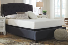 Ashley 10 Inch Memory Foam Queen Mattress in a Box - Click for more details