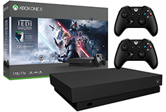 Xbox One X 1TB Star Wars Jedi: Fallen Order Bundle - Click for more details