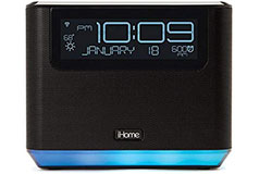 iHome iAVS16 Alexa Built-in Bedside Stereo System - Click for more details