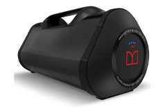 Monster Superstar Blaster Boom Box-Portable Wireless Bluetooth Speaker - Click for more details