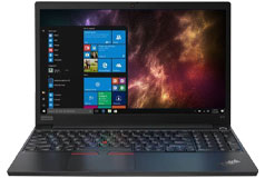 "Lenovo ThinkPad E15 15.6"" i5-10210U Laptop (500GB HDD/4GB RAM/Win 10 Professional) - Click for more details"
