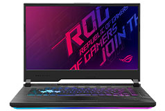 "Asus ROG Strix G15 15.6"" i7-10750H Gaming Laptop (NVIDIA GeForce RTX 2070/16GB/512GB) - Click for more details"