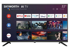 "Skyworth 32"" 32S3G FHD Smart TV - Click for more details"