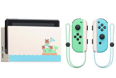 Nintendo Switch Limited Special Edition Console - Click for more details
