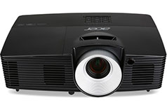 Acer P1387W DLP Projector - Click for more details