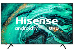 "Hisense 50"" H78G Series 4K Ultra HD Android Smart TV - Click for more details"