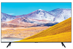 "Samsung 65"" Crystal UHD 4K Smart TV - Click for more details"