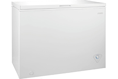 Insignia™ - 10.2 Cu. Ft. Chest Freezer - White - Click for more details