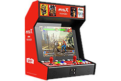 SNK MVSX Home Arcade with 50 preinstalled Games - Click for more details