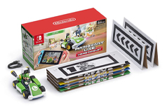 Nintendo Switch Mario Kart Live: Home Circuit™ Luigi Set - Click for more details