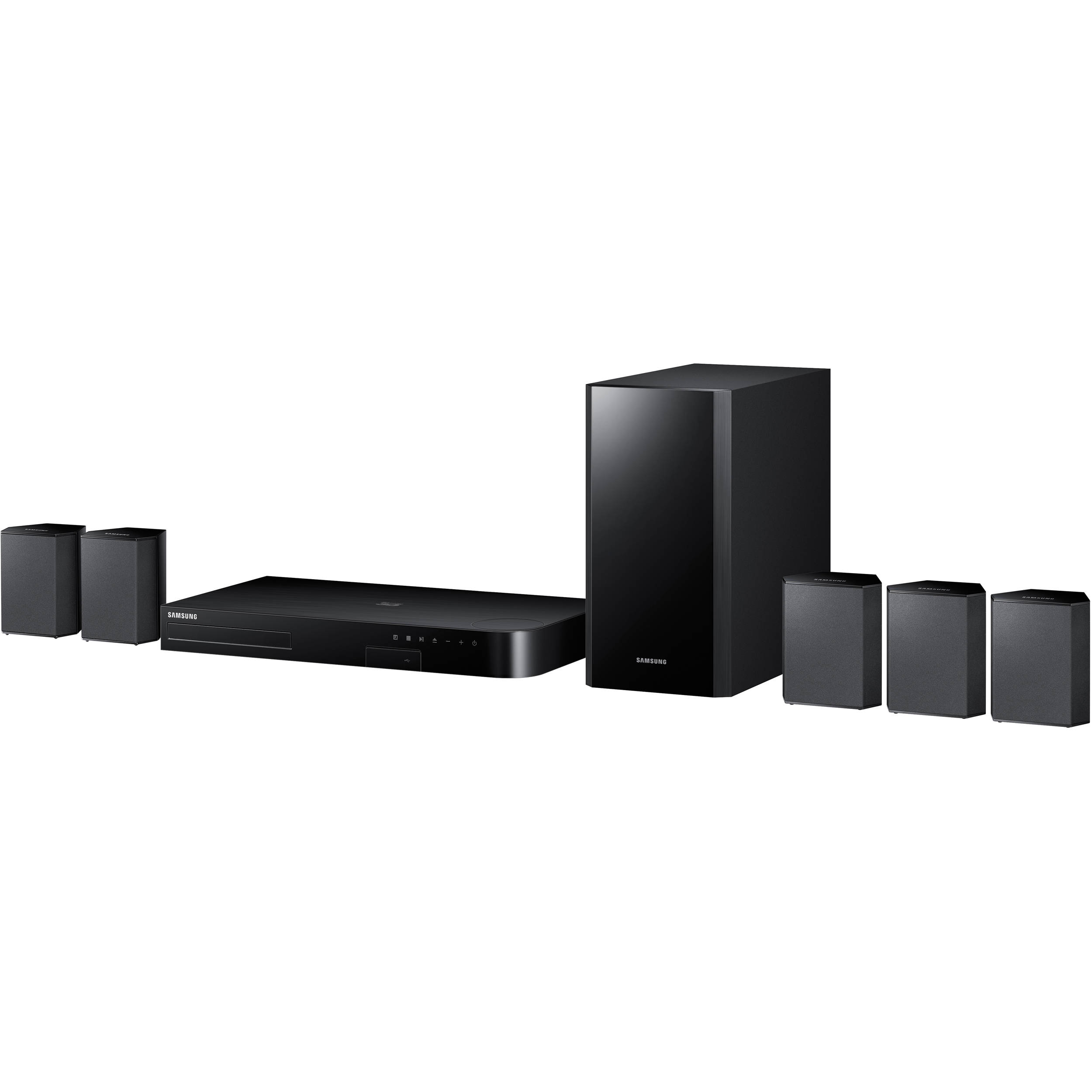 Samsung 3D Smart Home Theatre