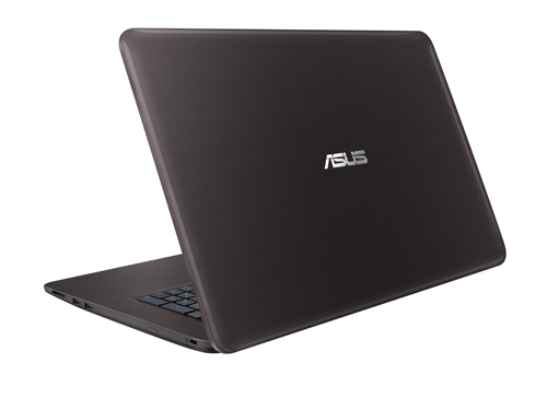 "Asus 756UX 17.3"" Notebook"