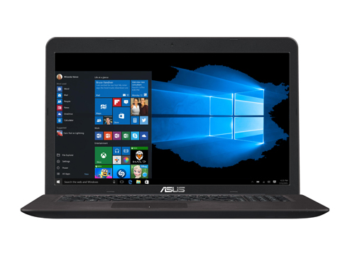 "*Asus 756UX 17.3"" Notebook"