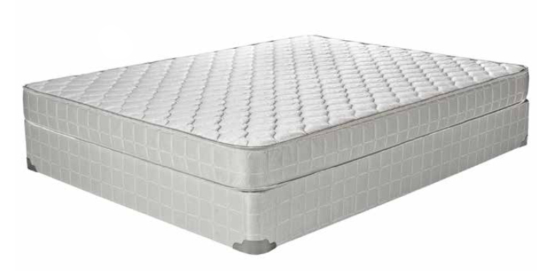 *CRYSTAL COVE PLUSH Mattress Set - Full