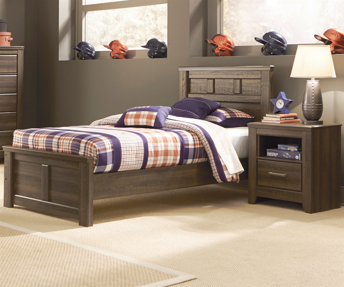 JUARARO Bedroom Set   Twin