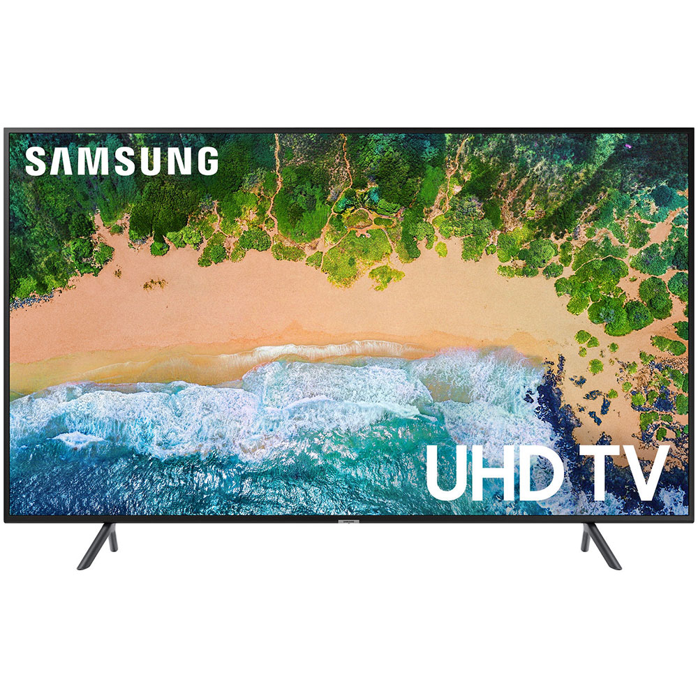 "Samsung 75"" 4K UHD   LED Smart TV with HDR NU7100 2018 Model"