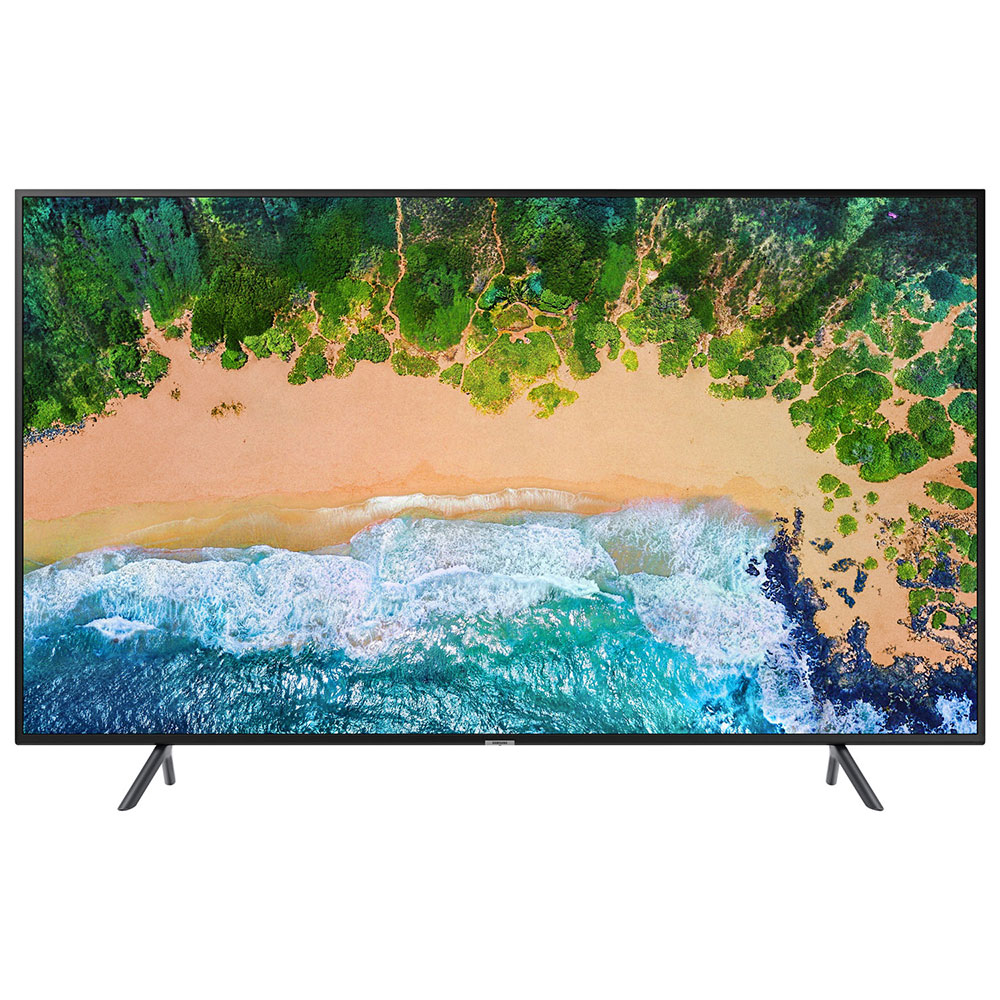 "Samsung 55"" 4K  UHD HDR LED Smart TV NU7100"