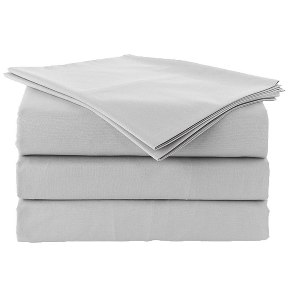 Spirit PremiumQueen Size Bed Sheets in Grey