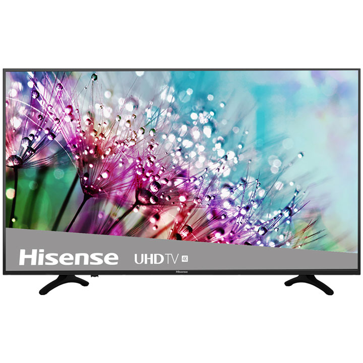 "Hisense 65"" class 4K UHD LED Smart TV H8608 2018 Model"