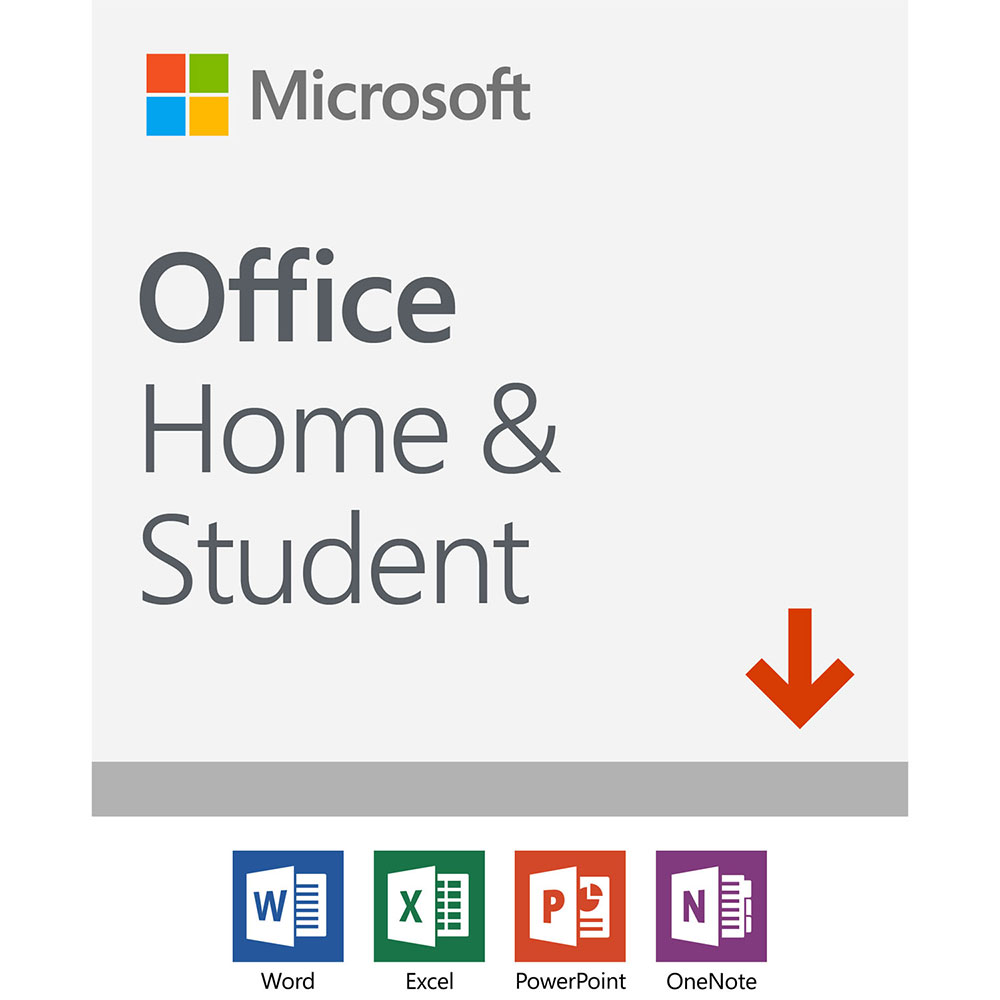 Microsoft Office Home & Student License 2019
