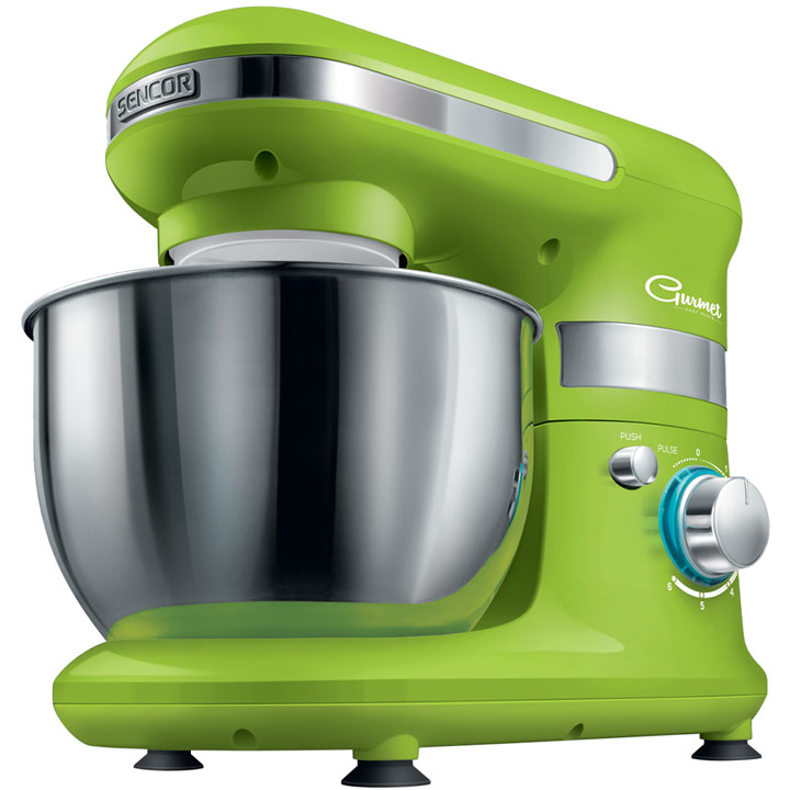 Sencor Stand Mixer in Green