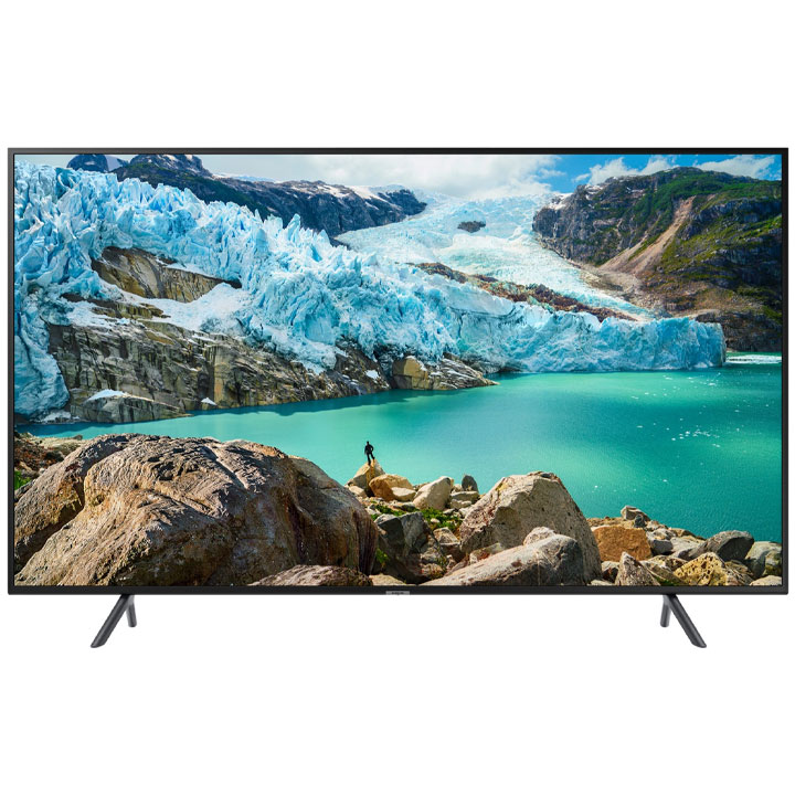 "Samsung 55"" Smart 4K UHD RU7100 TV"