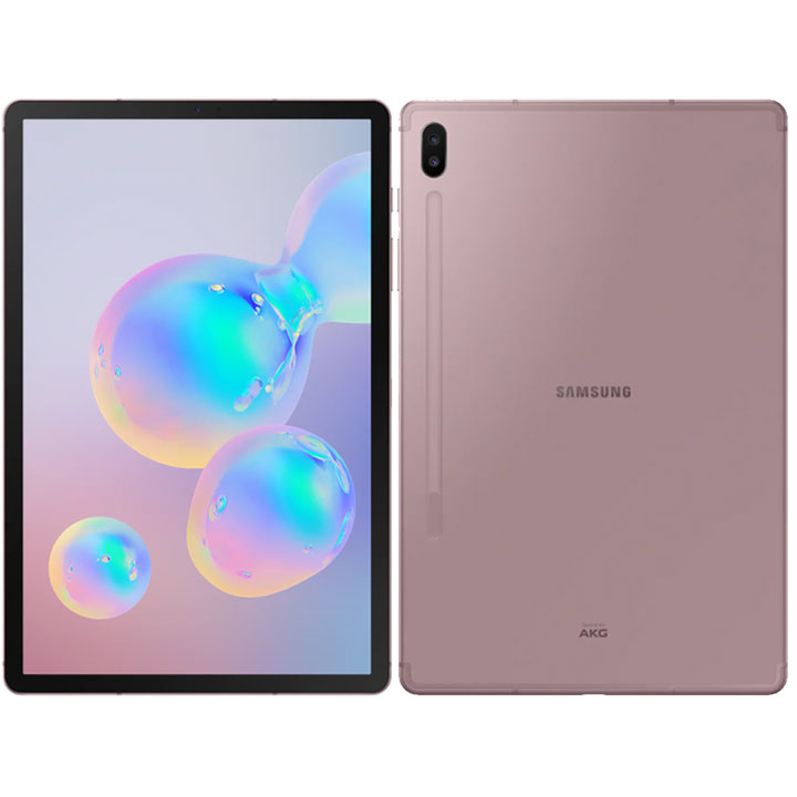 "Samsung S6 10.5"" Galaxy Tab S6 128GB Rose Blush"
