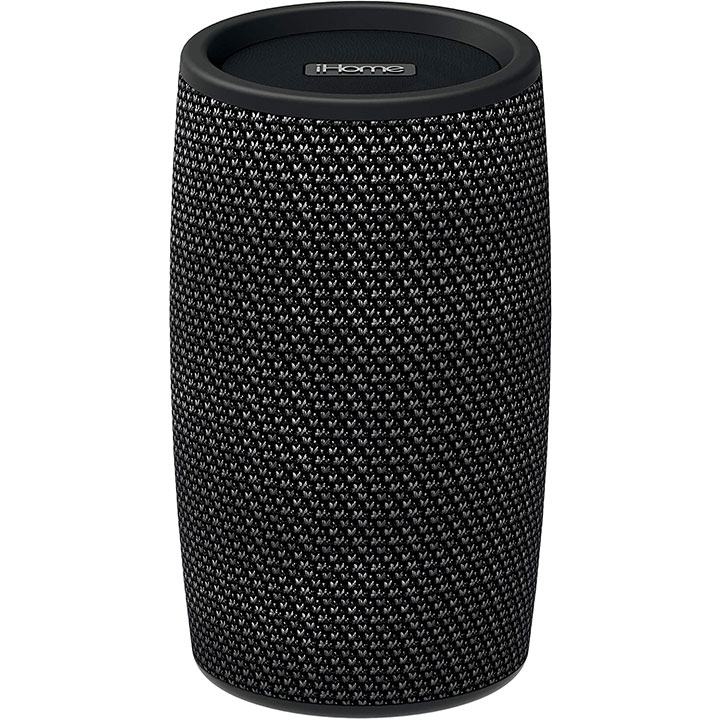 iHome iBT77v2 Bluetooth Rechargeable Speaker with Speakerphone