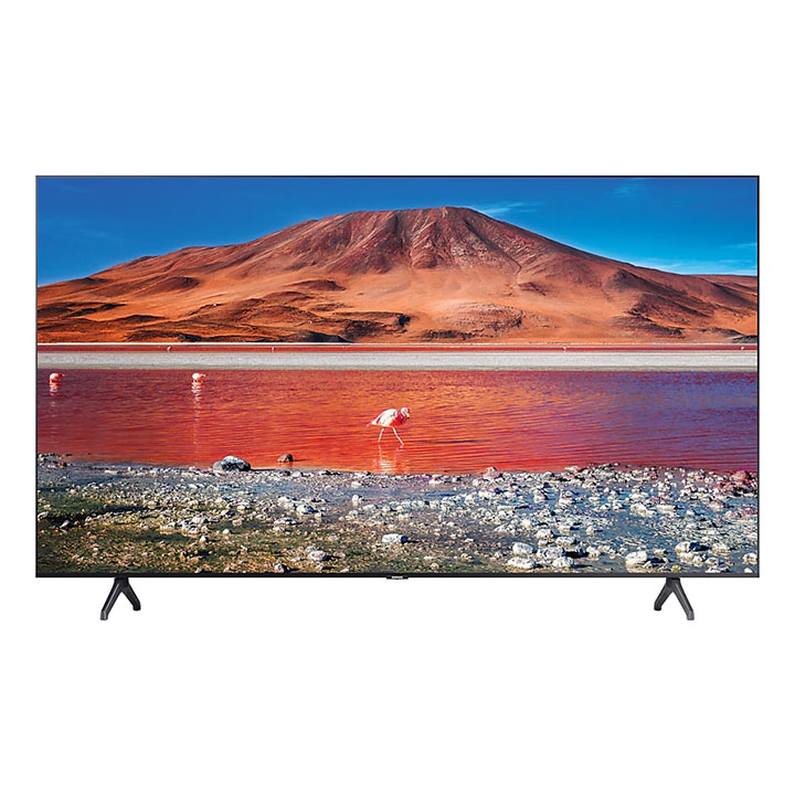 "Samsung 82"" 4K UHD HDR LED Tizen Smart TV"